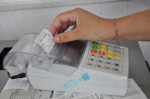 Штрафы за неприменение кассовых аппаратов составили почти 600 тысяч рублей