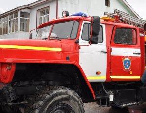 Пожарные предотвратили суицид