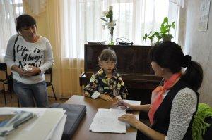 Во Дворце детского (юношеского) творчества прошел день открытых дверей