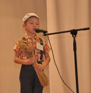 Дошкольники рассказали о профессиях на поэтическом фестивале