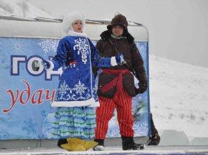 В юрте Деда Мороза у горы Торатау побывали 6 тысяч гостей