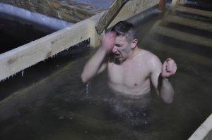 В Ишимбае отметили праздник Крещение Господне