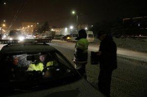 В ходе массовой проверки на дорогах Башкирии выявлены 104 пьяных водителя
