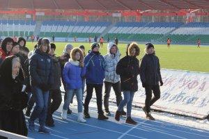 Башкортостан готовит волонтеров к Чемпионату Мира по футболу в 2018 году