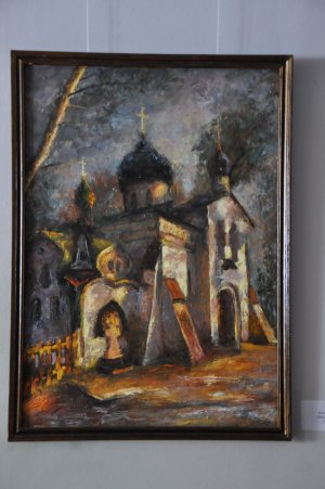 В картинной галерее открылась новая выставка