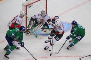 «Салават Юлаев» сохранил шансы на попадание в плей-офф