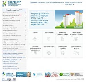 Жители Башкирии могут проконсультироваться с сотрудниками Росреестра онлайн