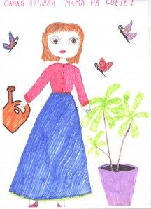 Юзлибаева Маргарита, 7 лет