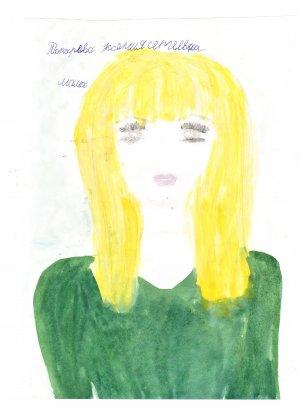 Ксения Токарева, 7 лет