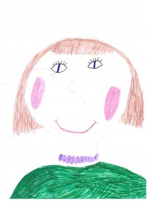 Азалия Загидуллина, 7 лет