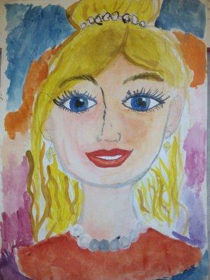Валерия Лаптева, 8 лет