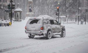 МЧС Башкирии предупреждает о просадке укатанного снежного покрова на трасса ...