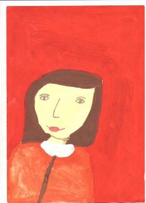 Азалия Касимова, 8 лет
