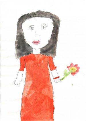 Элина Рахматуллина, 6 лет