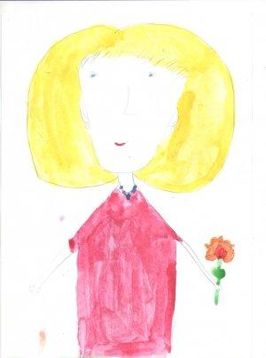 Саша Макарова, 6 лет
