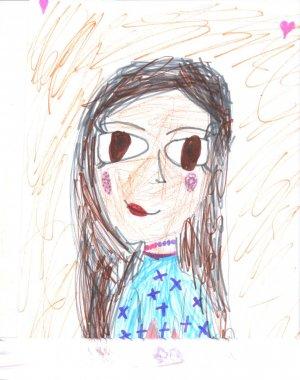 Оксана Михеева, 8 лет