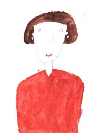 Настя Денисова, 6 лет