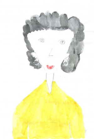 Наргиза Валиахметова, 6 лет