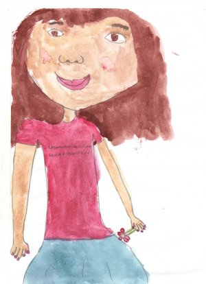 Диана Исмагилова, 6 лет