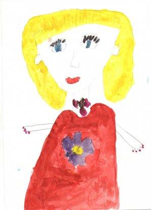 Даша Летунова, 6 лет