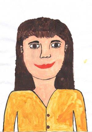 Дарья Трамбукина, 6 лет