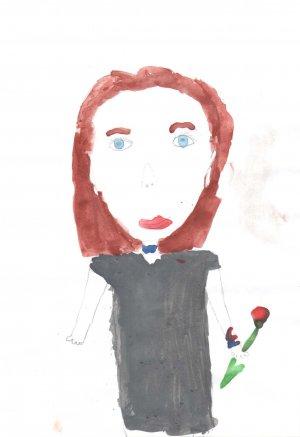 Вика Ишимбаева, 6 лет