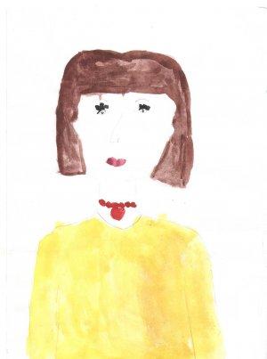Альбина Кадырова, 6 лет