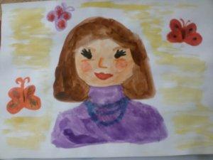 Мухутдинова Розалина, 5 лет
