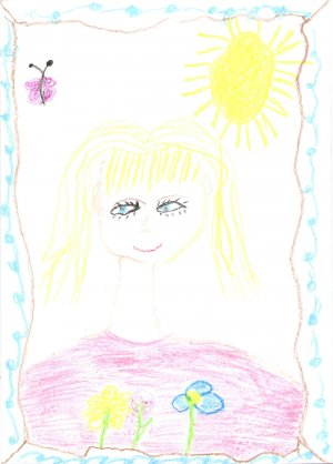 Илона Галимова, 4 года