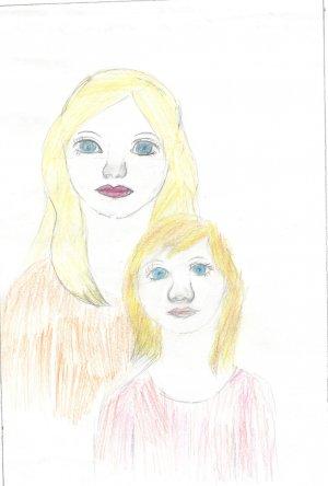 Камилла Макшегулова, 4 года