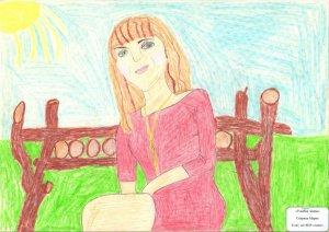 Мария Севрина, 6 лет