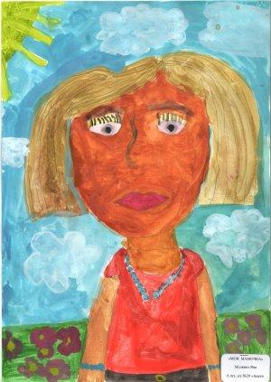 Яна Малявко, 6 лет