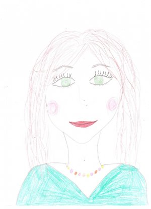 Марина Ефстифеева, 7 лет