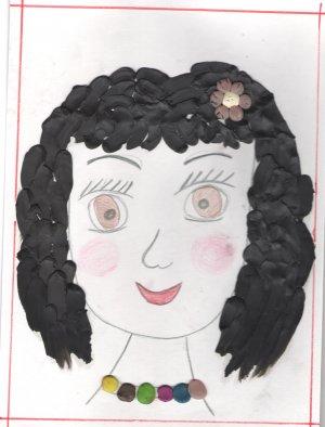 Даутова Амелия, 5 лет