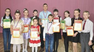 Юные ишимбайские таланты и их педагоги стали лауреатами престижного конкурс ...