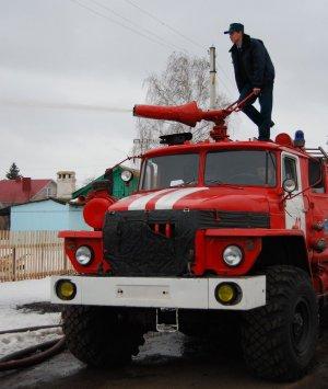 Ишимбайский район включен в состав наиболее пожароопасных территорий