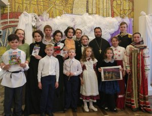 Юные ишимбайцы завоевали Гран-при фестиваля-конкурса православных приходов