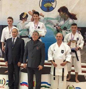 Ишимбайские каратэки отличились на всероссийском турнире