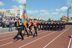 Пять ишимбайских кадетов удостоены поездки в Москву