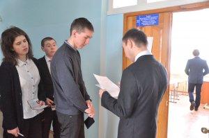 Ишимбайские школьники сдают экзамены