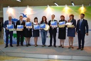 Ишимбайцев чествовали на IV Гражданском форуме Республики Башкортостан