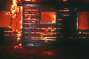 В Ишимбае произошел пожар с тяжкими последствиями