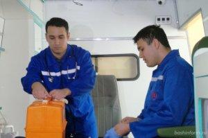 В Башкирии скорая помощь будет переведена на единую диспетчерскую службу