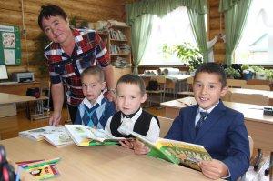 В Ишимбае у всех учащихся есть возможность изучать родной язык