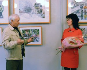 В Ишимбае будет представлена выставка художницы Веры Шаригиной