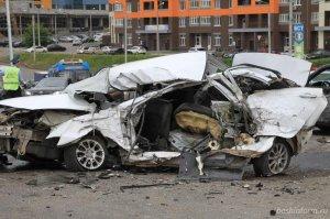 В Башкирии за неделю в ДТП погибли девять человек