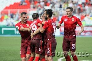 Игроки ФК «Уфа» проведут мастер-класс в Ишимбае