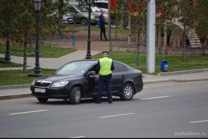 62 пьяных водителя задержано в Башкирии за субботу