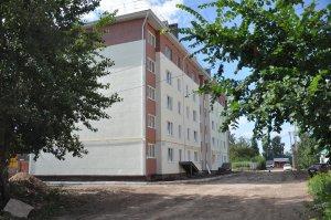 В Ишимбае за 9 месяцев введено свыше 24,6 тыс. квадратных метров жилья