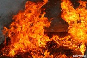 Сотрудник МЧС из Ишимбая погиб в результате возгорания автомобиля